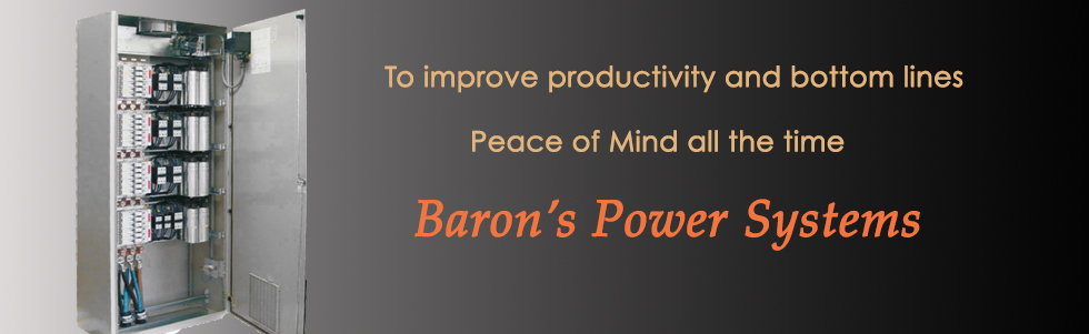 Baron Power APFC panels