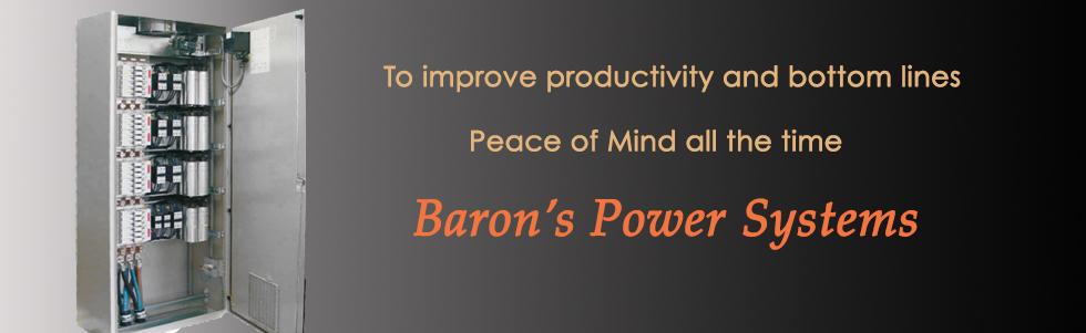 Baron Power APFC panels